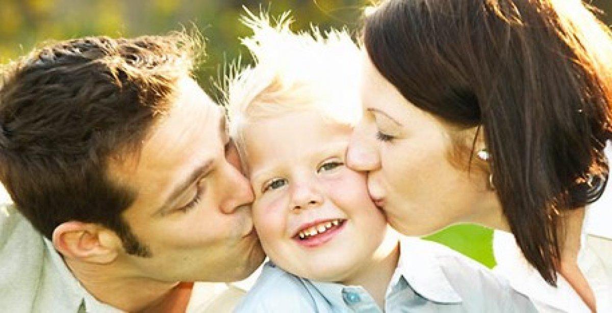 Sağlıklı çocuklar için reçete: Sevgi ve şefkat