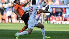 Sivasspor – Başakşehir muhtemel 11'ler