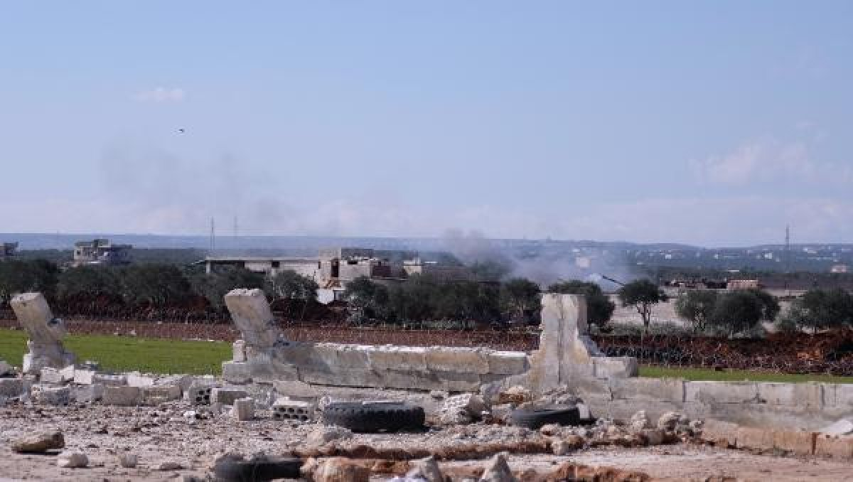SMO İdlib'in güneyinde operasyon başlattı