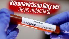 Sözde koronavirüsü ilacı satan şahıs yakalandı