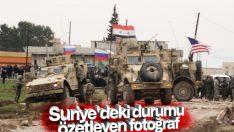 Suriye'de Amerika ile Rusya karşı karşıya