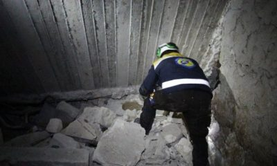 Suriye'de Rus uçakları İdlib'i bombaladı: 5 sivil öldü