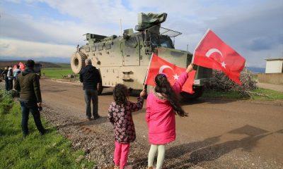 TSK'dan Suriye sınırına aralıksız sevkiyat