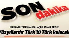 """""""Batı Trakya Türk Azınlığı yüzyıllardır Türk'tü, Türk kalacak"""""""