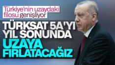Türkiye yerli haberleşme uydusu için geri sayıma geçti