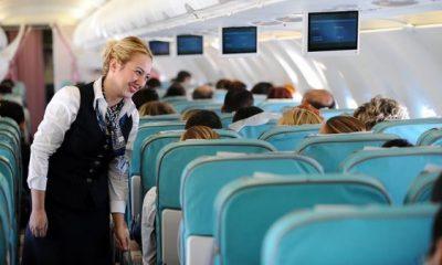 Uçakta kurallara uymayan yolculara para cezası artırıldı