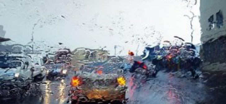 Yurt genelinde kuvvetli yağış ve rüzgar uyarısı