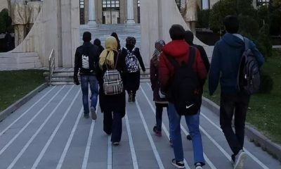 7 ülkeden 3 bin 358 öğrenci Türkiye'ye getirilecek