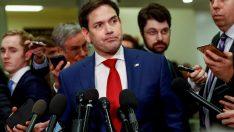 ABD'li senatör Rubio: Türkiye'ye hava desteği verilmeli