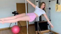 Aleyna Tilki'den direk dansı paylaşımı