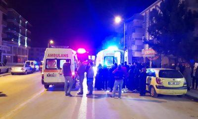 Ankara'da yangın: 5 kişi dumandan etkilendi