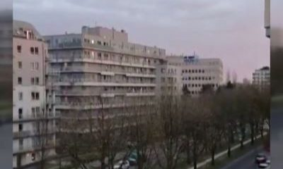 Brüksel'de ezan ilk defa minareden okundu