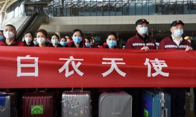 Çin İtalya'ya koronavirüsle mücadelede destek veriyor