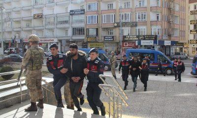 Çorum'da DEAŞ'a yönelik operasyonda 4 kişi tutuklandı