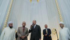 Cumhurbaşkanı Erdoğan, vatandaşlara seslendi