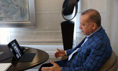 Cumhurbaşkanı Erdoğan, yeni Ulaştırma Bakanı ile görüştü