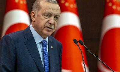Cumhurbaşkanı Erdoğan'dan evde kalın çağrısı