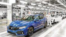 Honda Türkiye üretimini geçici olarak durduracak