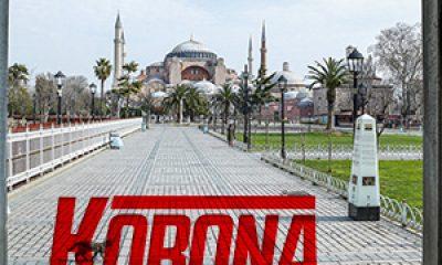 İstanbul'da koronavirüs sakinliği