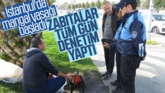 İstanbul'da zabıtanın mangal denetimi başladı