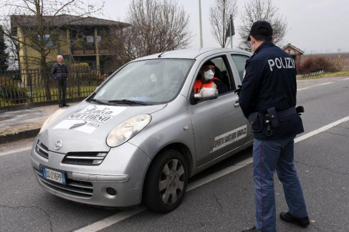 İtalya'da 14 kent için karantina kararı
