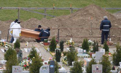 İtalya'da ölü sayısı 6 bin 820'ye çıktı
