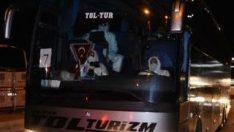 KKTC'den gelen öğrenciler ve tır şoförleri karantinada