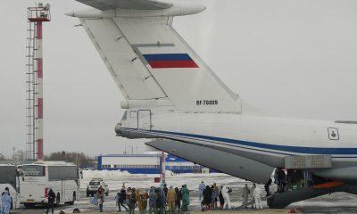 Moskova'da ilk koronavirüs vakası tespit edildi