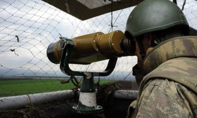 MSB: 2 PKK/YPG'li terörist teslim oldu