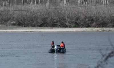 Özel harekat polisleri, Meriç Nehri'nde devriyede