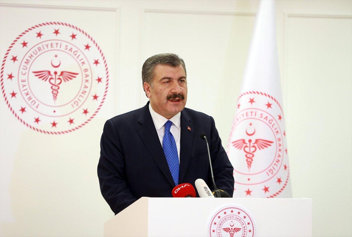 Sağlık Bakanı: Koronavirüsten bir hastamızı kaybettik