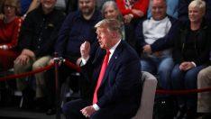 Trump: Bırakalım Suriye ile Türkiye savaşsın