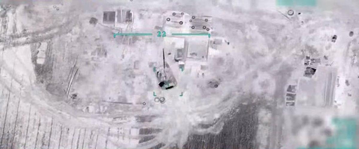 TSK Esad rejimini vurmaya devam ediyor