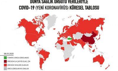 Yurt dışından dönenlere koronavirüs uyarıları