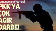 14 PKK/YPG'li terörist etkisiz hale getirildi