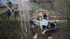 Sivas'taki kazada ölen 4 kişinin kimlikleri belli oldu