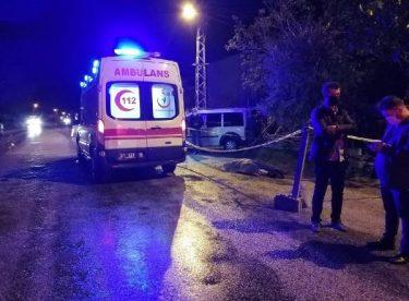 Adana'da bir kişi evinin yakınında ölü bulundu