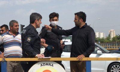 Adana'da otomobil ile motosiklet çarpıştı: 3 yaralı