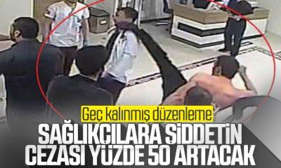 AK Parti ve MHP'den sağlıkta şiddeti önleme teklifi