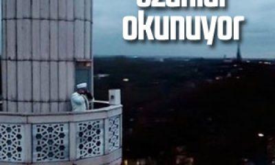 Almanya ve Hollanda'da Müslümanlar hoparlörle ezan okuyor