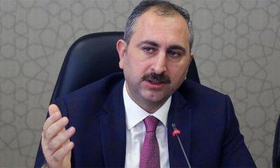 Bakan Gül, adalet hizmetindeki korona vakalarını açıkladı