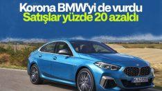 BMW'nin araç satışları yüzde 20 azaldı