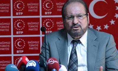 BTP Genel Başkanı Haydar Baş, koronavirüse yakalandı