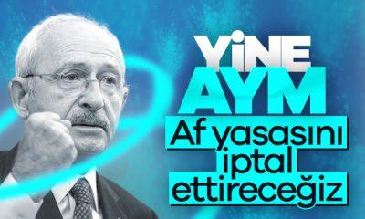 CHP, infaz düzenlemesini AYM'ye götürüyor