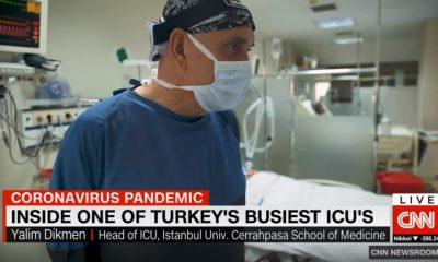 CNN'in Cerrahpaşa Hastanesi haberi