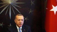 Cumhurbaşkanı Erdoğan'dan Alparslan Türkeş paylaşımı