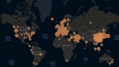Dünya genelinde korona vaka sayısı 1 milyonu geçti