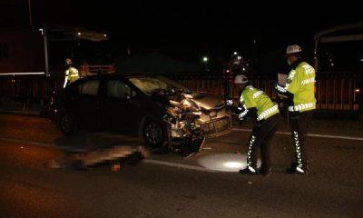 Düzce'de otomobil ile motosiklet çarpıştı: 2 ölü