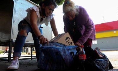 El Chapo'nun kızı, halka koronavirüs yardımı dağıttı