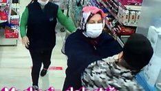Esenyurt'ta maske yasağına uymayarak alışveriş yaptı